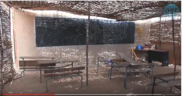 La remise des clés de l'école de Keur Ndiaye Lô par la Lonase en images