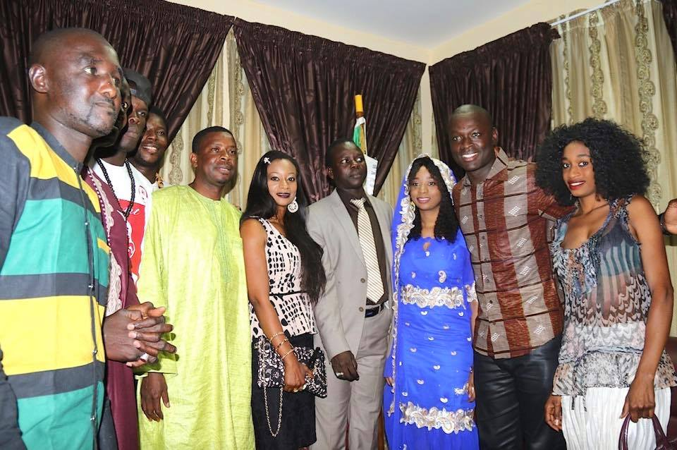 Photos: Distribution de Ndogou de Adiouza et son fan's club à Keur Massar