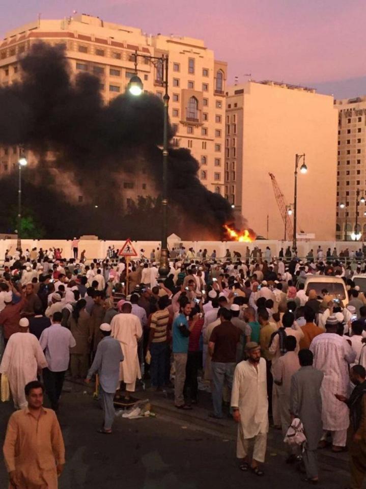 Terrorisme: Les djihadistes attaquent la mosquée du Prophète (Psl)