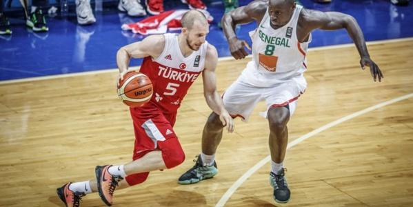 Tournoi de qualification olympique: Le Sénégal éliminé par la Turquie (65-68)
