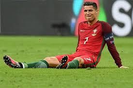 Euro 2016 : Cristiano Ronaldo, des larmes à la folie