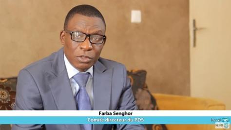"Farba Senghor : ""Idrissa Seck veut diaboliser Karim Wade pour se positionner en seul opposant devant Macky"""