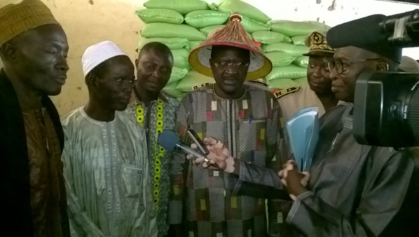 Dr Papa Abdoulaye Seck : « L'ambition du gouvernement est de faire en sorte que le bassin arachidier devienne un bassin agricole »