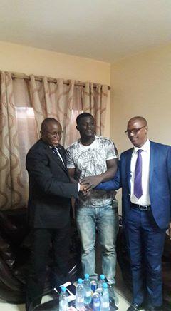 Caravane pour la Paix en Casamance : Le ministre des Sports reçoit Balla Gaye 2