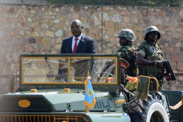 Crise au Burundi : le gouvernement refuse de négocier avec l'opposition