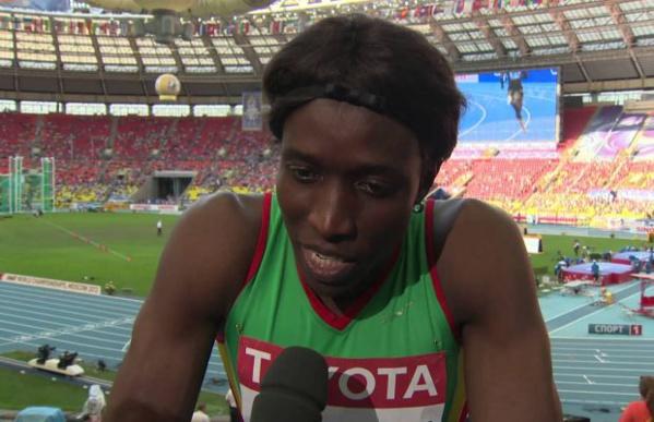 Amy Mbacké Thiam décorée : « C'est la récompense de tout un pays »