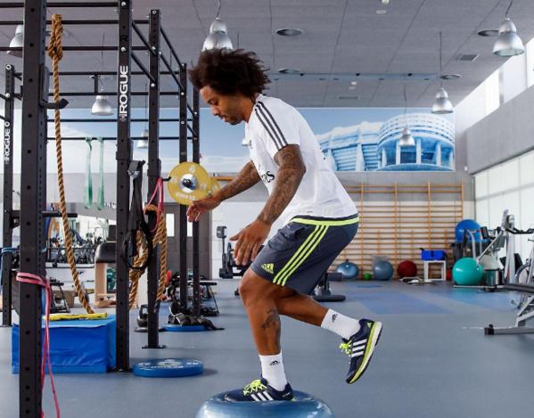 Marcelo et Carvajal commencent à s'entraîner à la Ciudad Real Madrid
