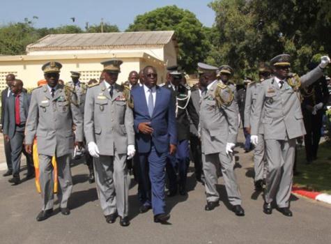 Armée : Le Général Cheikh Guèye futur Cemga, il prend fonction en janvier 2017