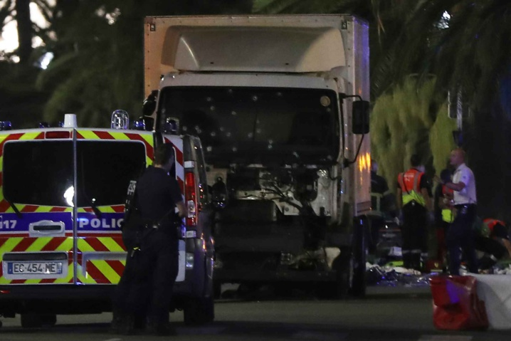 Direct : Ce que l'on sait de l'attentat commis à Nice