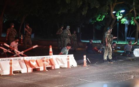 Urgent : Tentative de coup d'Etat en cours en Turquie
