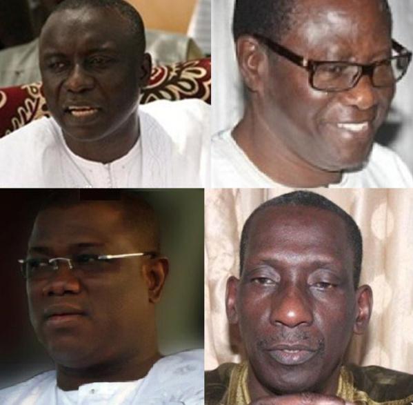 Mamadou Diop Decroix, Mamadou Lamine Diallo, Déthié Fall, Pape Diop... en conclave : Que mijote l'opposition ?