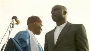 Abdoulaye Wade très courroucé contre Idrissa Seck