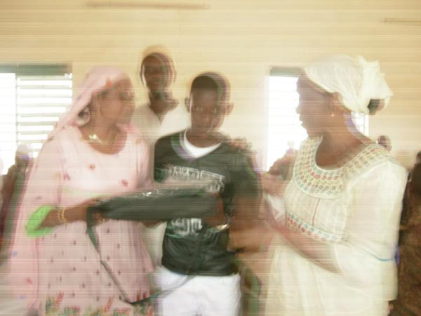 Acte 1 de la distribution de prix au Fouta : Fodde Fouta prône l'excellence à Dodel