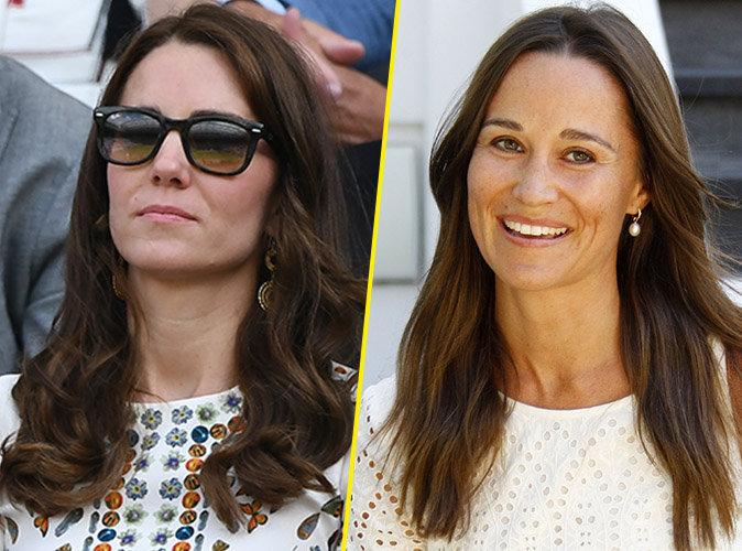 Pourquoi Kate Middleton n'ira pas au mariage de sa soeur Pippa