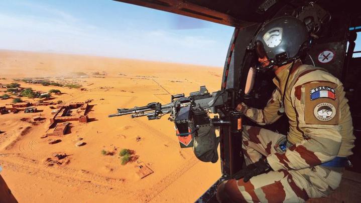Le ministère de la Défense confirme la mort de trois soldats français en Libye