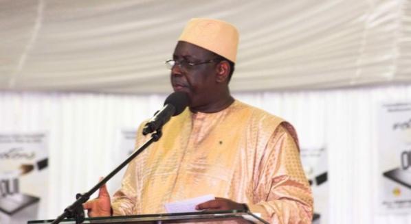 Conseils des ministres décentralisés : Macky Sall affirme que ses promesses sont respectées à hauteur de 61%…