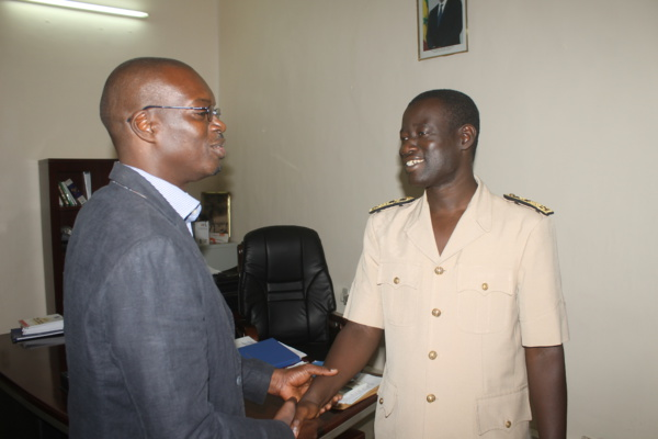"""Mamadou Kassé en tournée à Ziguinchor : """"La Sn Hlm compte matérialiser la vision du chef de l'Etat en matière d'habitat''"""