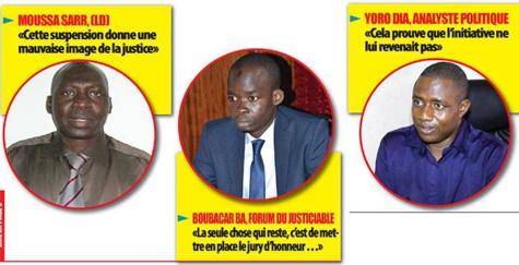 """Suspension des auditions dans l'affaire des 74 milliards : La Justice se perd dans le """"protocole"""""""