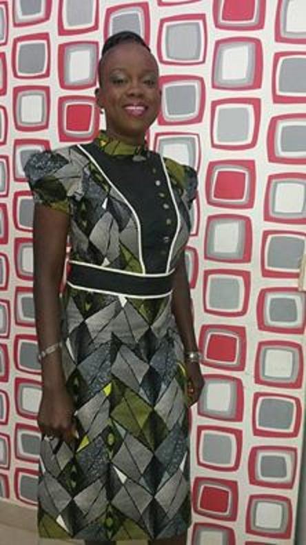 Mame Fatou Ndoye sublime dans sa tenue