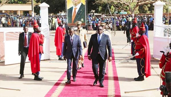 Inauguration et lancement des travaux jusqu'à samedi, l'agenda très chargé du Président Sall à Dakar