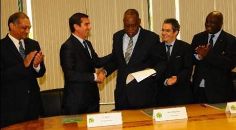 Coupe d'Afrique des Nations – C'est désormais la CAN TOTAL