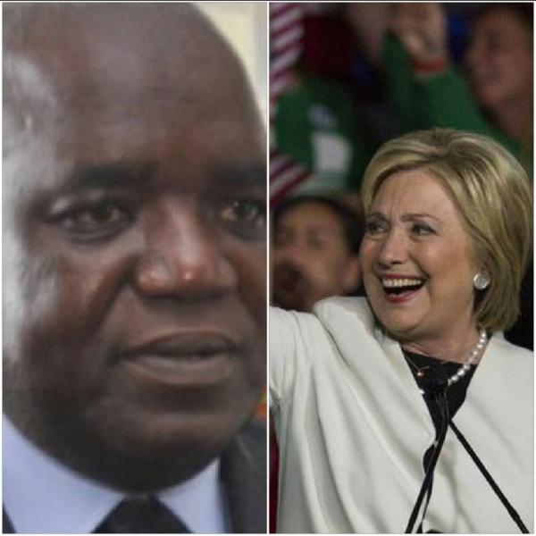 Le coordonateur du Pds Oumar Sarr séjourne aux USA pour assister au Congrès d'Investiture d'Hillary Clinton