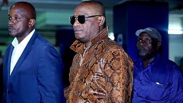 Dernière minute: Koffi Olomide arrêté à Nairobi