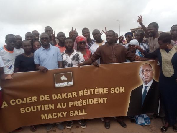 """Inauguration du """"Pont de l'Emergence"""":  La Cojer de Dakar sonne la mobilisation pour accueillir  Macky Sall"""