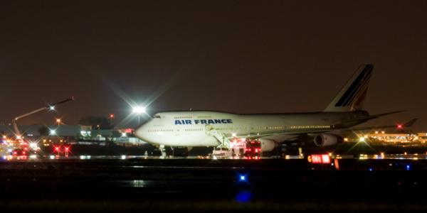 Débarquée du vol Delta Airlines, Mimi Touré s'envole finalement à bord d'Air France