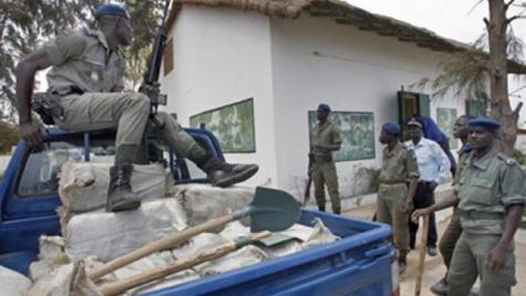 Saint-Louis : 113 kilos de chanvre indien saisis à l'entrée de Podor