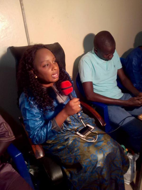"""Hawa Abdoul Bâ sur l'éviction de Nafi Ngom : """"Le pouvoir veut stopper les poursuites contre Aliou Sall et Lamine Diack"""""""