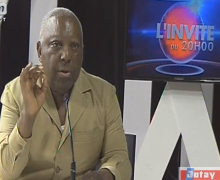 """Vidéo - Jacques Mariel Nzouankeu, Professeur de droit public : """"Ce qui a été fait à Nafi Ngom Keita est illégal"""""""