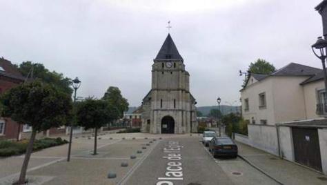 Nouvelle attaque dans une église en France : Le curé égorgé, un otage entre la vie et la mort