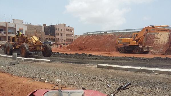 Amadou Sow, chef de projet du Pont de l'émergence : « Le pont n'est plus en chantier, il est entièrement livré »
