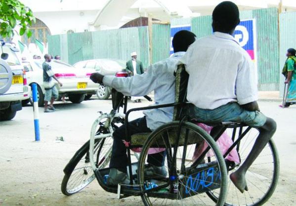 Dernière minute: les 7 handicapés finalement relaxés au bénéfice du doute