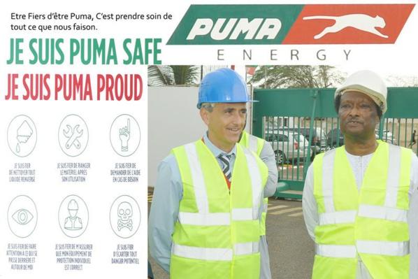 M. Abdoulaye Diao, Président de Puma Energy Senegal