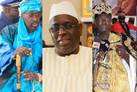 """Macky à Abdoulaye Makhtar Diop et Pape Ibrahima Diagne : """"Vous êtes de la même communauté, il est temps de vous réconcilier"""""""