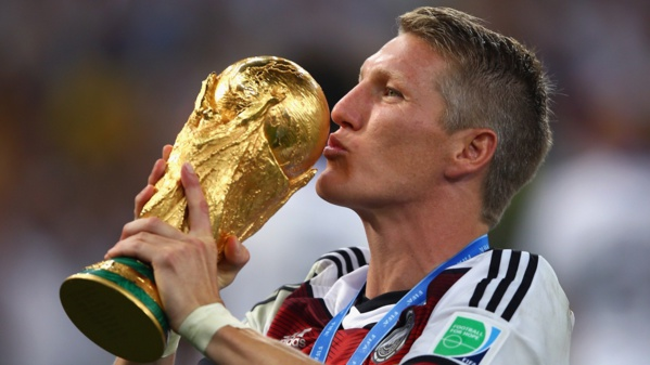 Schweinsteiger prend sa retraite internationale
