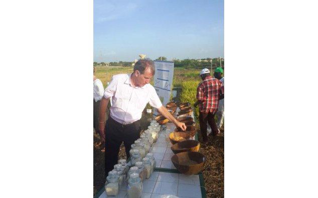 Visite du Ministre Le Foll au Sénégal : Au cœur de l'initiative « 4 pour 1000, des sols pour la sécurité alimentaire et le climat »