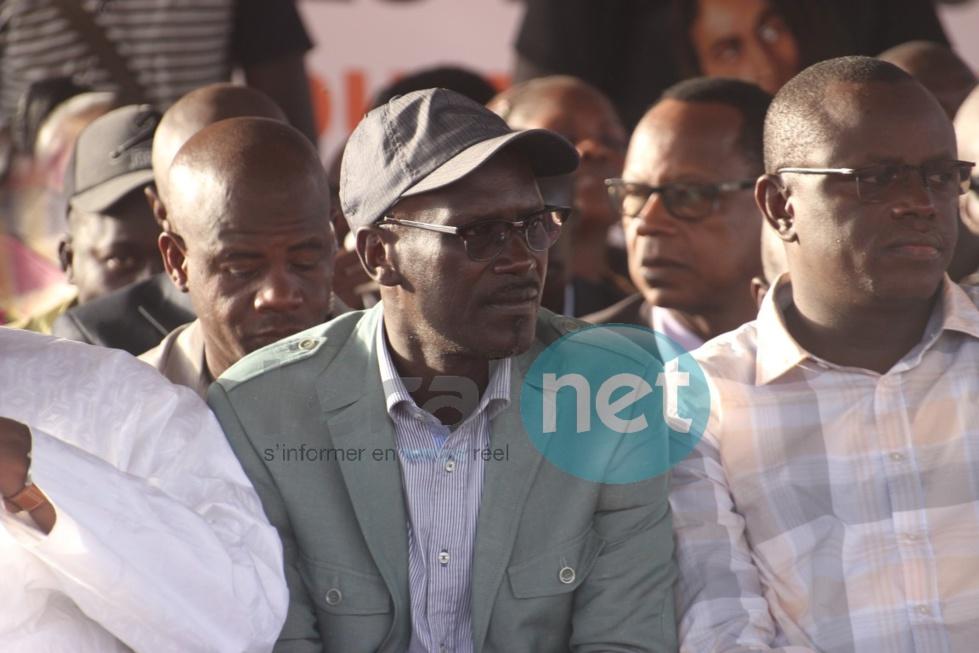 En images le lancement des vacances citoyennes à Guédiawaye