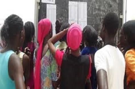 Résultats du Bfem à Kolda : Onze collèges ont réalisé des taux de réussite de 100%