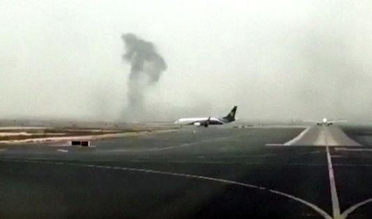 Dubaï : L'aéroport fermé après l'accident d'un avion à l'atterrissage