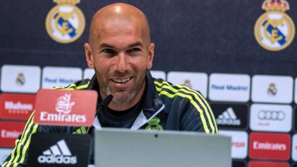 """Zidane : """"Je suis ici grâce à Ancelotti"""""""
