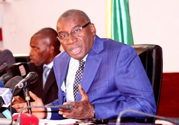 Déclaration de patrimoine: Sidiki Kaba disculpe Badio Camara