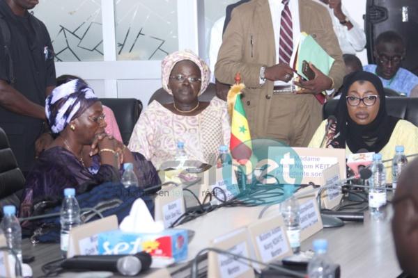Limogée de son poste : Nafi Ngom Keita donne rendez-vous aux sénégalais la semaine à venir
