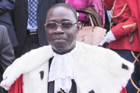 Accusé de non-déclaration de patrimoine : le président de la Cour Suprême, Mamadou Badio Camara, parle