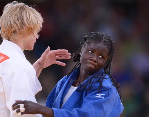 JO Rio 2016 : Hortense Diédhiou éliminée