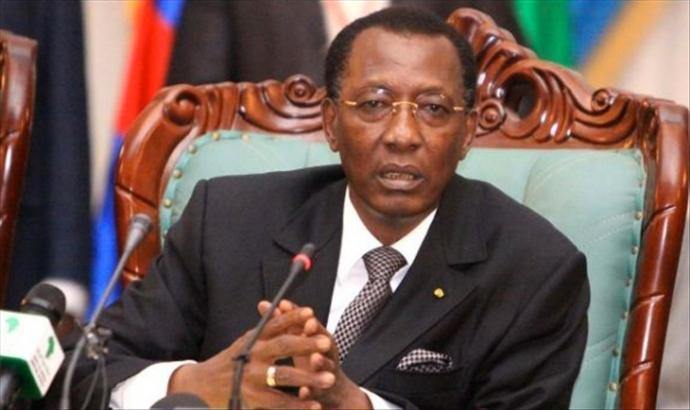 Tchad: Idriss Déby investi pour un cinquième mandat dans un climat tendu