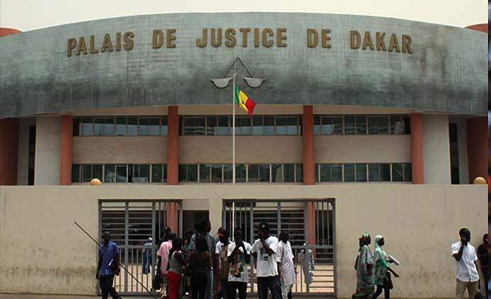"""Me Touré, chargé de com du Sytjust, sur les greffiers ad hoc : """"Cela peut créer de l'insécurité judiciaire"""""""