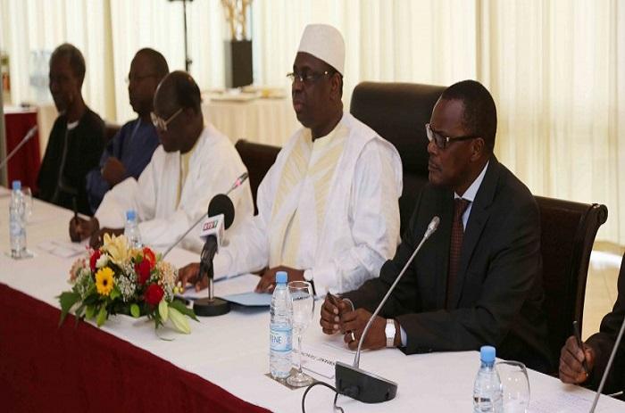 Elections au HCCT: Macky Sall insiste sur l'unité et la cohésion au sein de l'APR et de BBY